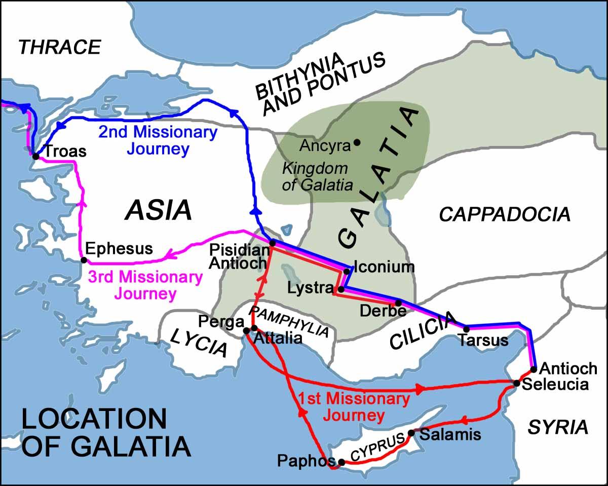 galatians-map